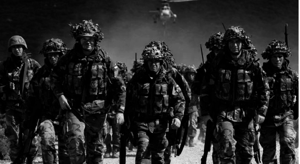 10-23-15 – DREAM: The Multi-National Military Invasion of ...