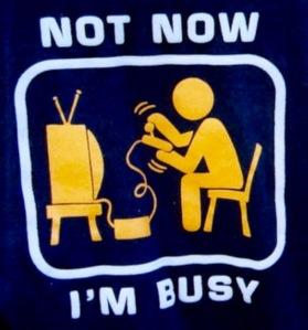 Busy lukewarm