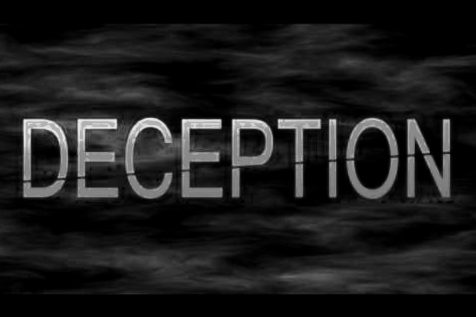 """11-13-15 – Dreams & WORD from the LORD: """"DECEPTION IS"""