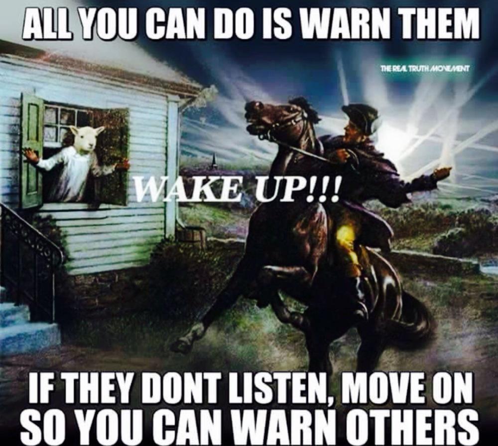 Wake Up warn