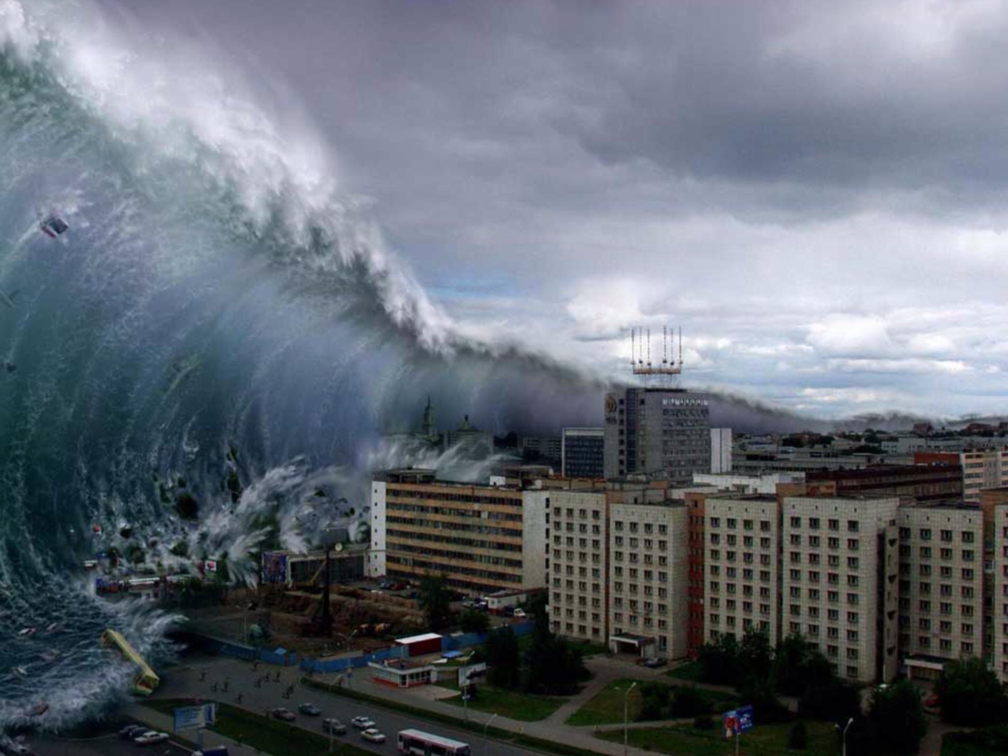 12-8-15 – WARNING DREAMS: The Tsunami, Islam and Remember