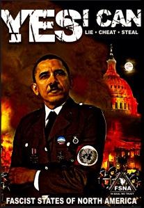 Obama nazi