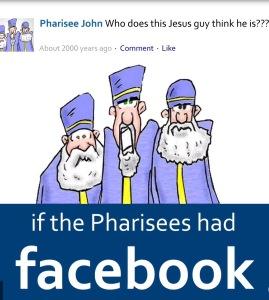 Religious pharisee