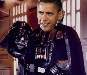 """""""Barf Vader"""""""