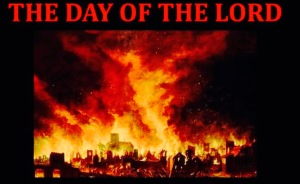 Day of the LORD fire