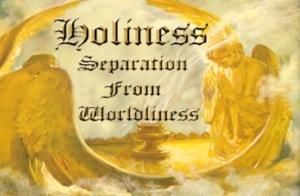 Holy holiness