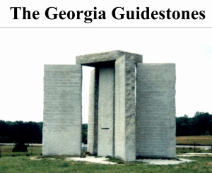 Georgia Guidestones NWO