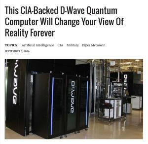 Alien computer